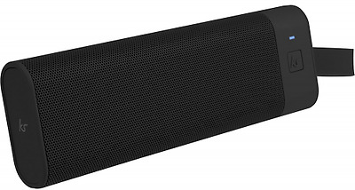 KitSound BoomBar + Haut-Parleur Bluetooth Sans Fil Portable, Rechargeable, Compa