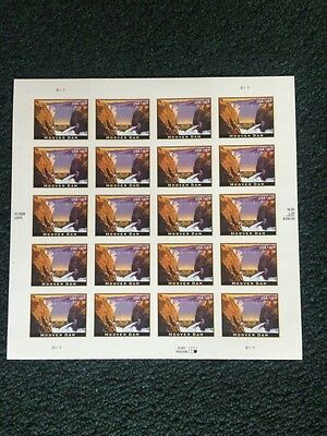 U.S. - 4269  - Hoover Dam - Complete Sheet - Never Hinged