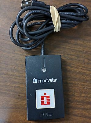 * Lot of 9 * Imprivata HDW-IMP-60 [ RF Proximity Scanner - USB - AS IS ]