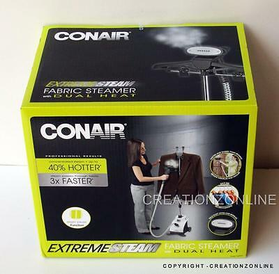 Conair Professional Commercial Garment Steamer Portable Cleaner Steam New New **