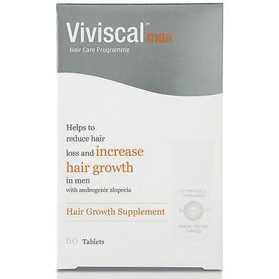 Viviscal Hair Growth Program Maximum Strength Supplement for Men 60