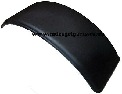 Tractor Front Fender Rubber 470mm Wide John Deere New Holland Case IH Ford
