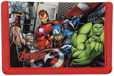 Marvel Avengers, Captain America, Hulk and More Wallet Coin For Boys and Men