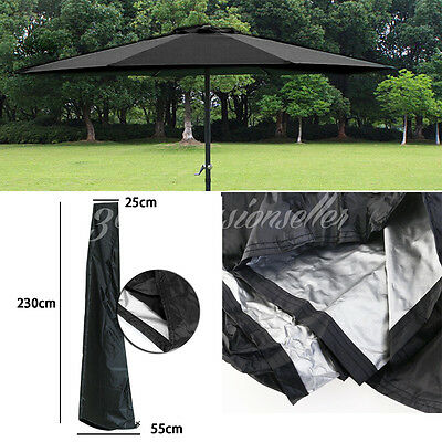 Outdoor Protect Cover for Garden Patio Parasol Umbrella Washing Line Airer Dryer