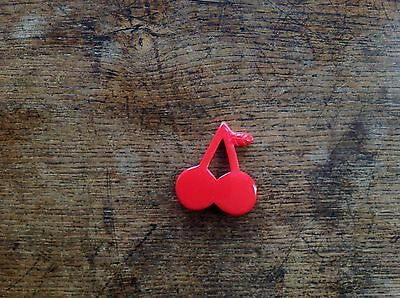 Bonpoint Red Cherry Brooch