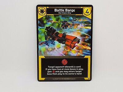 Star Realms Card Game - Promo - Battle Barge
