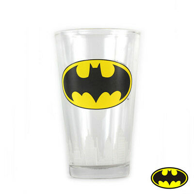 Maxi Verre Batman Gotham City - Neuf