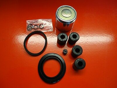 Suzuki Brake Caliper Rebuild Kit Piston Seals Gt185 Gt250 G125