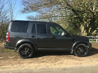 Land Rover Discover 4  3.0 SDV6 HSE Luxury Auto