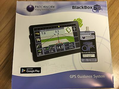Patchwork Balckbox Air With Android Tablet GPS Guidance System