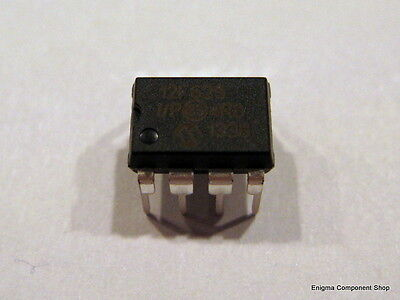 PIC 12F629 / 12F629-I/P 8 Pin Microcontroller. UK Seller, Fast Dispatch.
