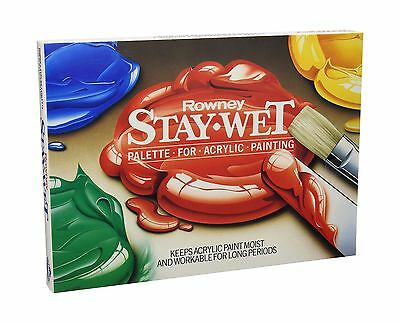 Daler Rowney Stay Wet Palette Small