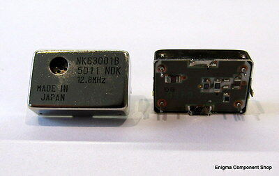 12.8MHz VTCXO Crystal Oscillator, 2.5ppm, DIL14 package. UK Seller/Fast Dispatch