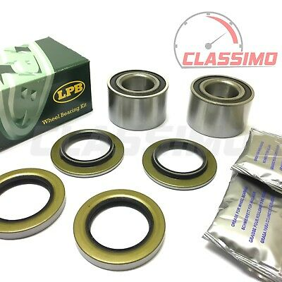 Rear Wheel Bearing Kit Pair for FORD CONSUL & GRANADA MK 1 & 2 - 1972 to 1985