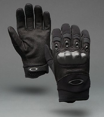 Oakley SI Special Forces US Combat Military Gloves Army Handschuhe Schwarz XXL