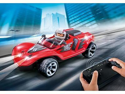 PLaymobil Action 9090 RC-Rocket-Racer