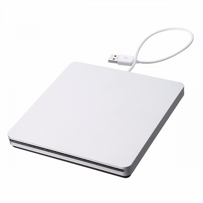 Meco externe USB 2.0 ultra slim Disque CD RW/DVD/RW/CD ROM/DVD ROM/Graveur/