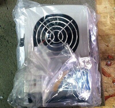 Ion Systems Point-of-Use Ionizing Blower 24VDC Model 6202E No Power Cable.