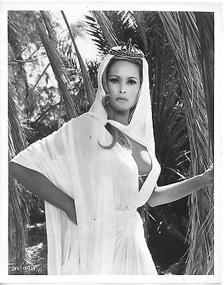 Ursula Andress/she/1965/ 8X10 Original Photo Cc19532 4-77