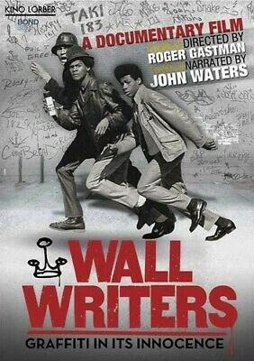 Wall Writers (2017, DVD NEW)