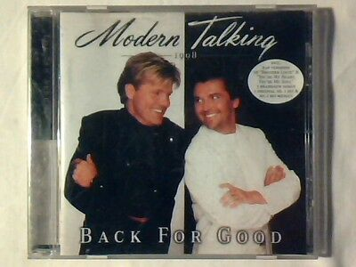 MODERN TALKING Back for good cd