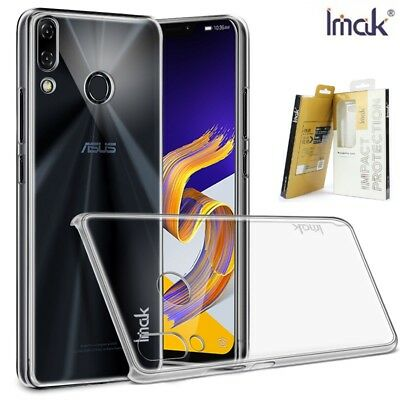 IMAK Clear Crystal PC Plastic Hard Case For ASUS Zenfone 5 ZE620KL/5z ZS620KL
