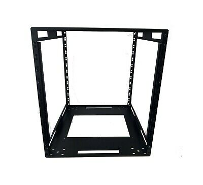 "12U 450mm DEEP 19"" INTERNAL RACK  (Suit Credenzas, Poduims, Lecturns etc.)"