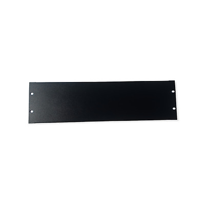 "3U BLANK / FILLER (19"" Rack-Mount Application / Steel)"