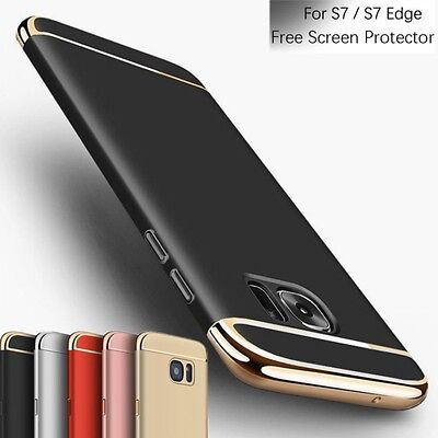 Ultra Slim Full Protective Cover Hard Case for New Samsung Galaxy S7 Edge S8