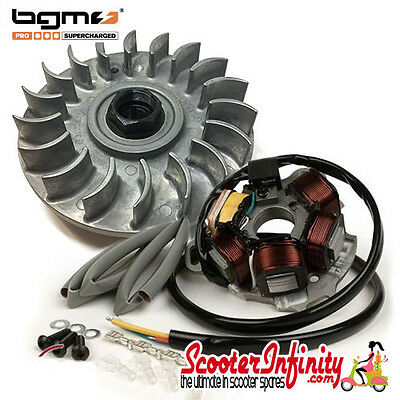 Electronic Ignition BGM Pro (HP V4.0 AC) (Lambretta LI, LIS, SX, TV)