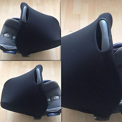 Universal Car Seat/Infant Carrier Hood [fit cabriofix-pebble and others]