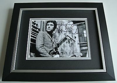 Johnny Marr SIGNED 10X8 FRAMED Photo Autograph Display Smiths Music AFTAL & COA
