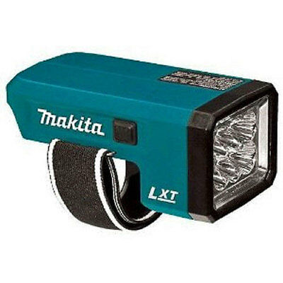 New Makita LXLM01 18V LXT Li-Ion Super Bright 6 LED Flashlight  Free Ship