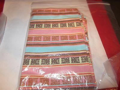 AMERICAN GIRL Julie's BIRTHDAY GOODIES BLANKET ONLY  NEW REPLACEMENT PIECE