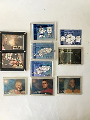 Star Trek Trading Cards Lot