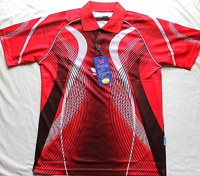 Butterfly Table Tennis Shirt 234, 160cm, New, Melbourne