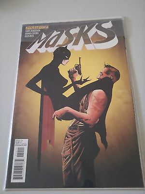 Masks Issue 2 Dynamite