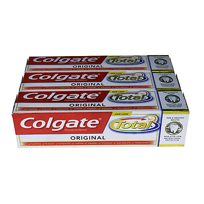 Colgate Total Original Fluoride Toothpaste 75ml
