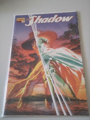 The Shadow Special Issue 1 Dynamite