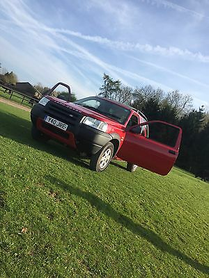 Land Rover Freelander Low Miles (75,000)