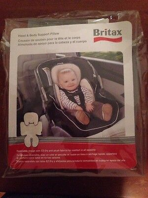 New Britax Head and Body Support Pillow S864900 for stroller/car seat