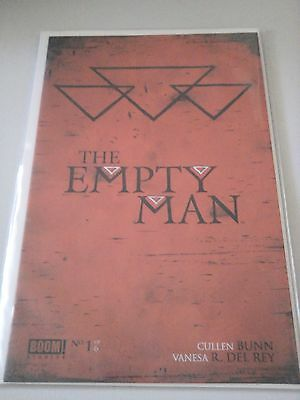 The Empty Man Issue 1 Second Printing Variant