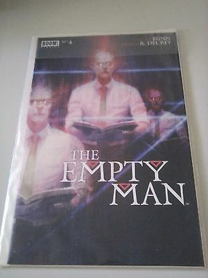The Empty Man Issue 4