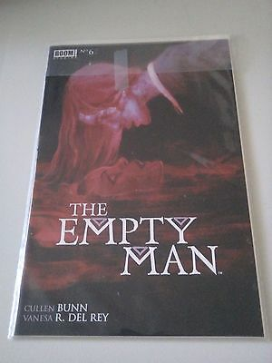 The Empty Man Issue 6