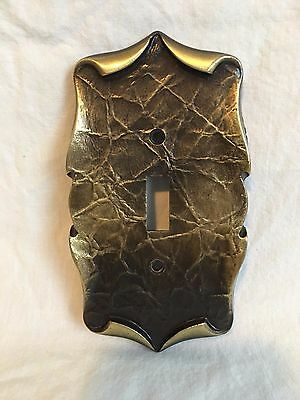 Amerock Carriage House Brass Light switch Cover Bronze Color Finish Metal