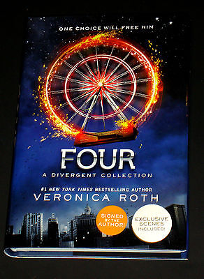 Four veronica roth divergent series 4 signed edition 1st1st hc four veronica roth divergent series 4 signed edition 1st1st hc dj fandeluxe Image collections