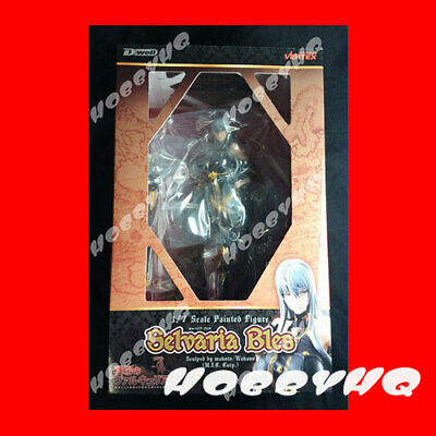 Valkyria Chronicles - Selvaria Bles - 1/7 Figure Dwell VERTEX AUTHENTIC JAPAN