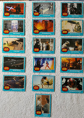 Lot of 2016 Star Wars The Force Awakens Trading cards TCG CCG  Collection