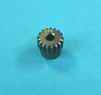 17T hardened aluminium 48dp pinion gear for 1:10 RC  17 tooth 48 pitch.