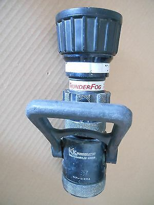 Thunderfog Ft200 Hose Nozzle With Ball Valve, Wildland Fire Hose Water Tender